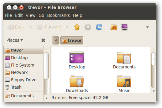 Move Window Buttons Back to the Right in Ubuntu 10.04 / 10.10 8