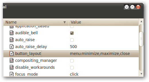 Move Window Buttons Back to the Right in Ubuntu 10.04 / 10.10 6