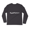 SysAdmin Long Sleeve Fitted Crew 4