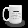 Programmer Mug 7
