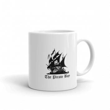 The piratebay Mug