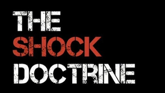 The Shock Doctrine [Documentary] by Naomi Klein 1
