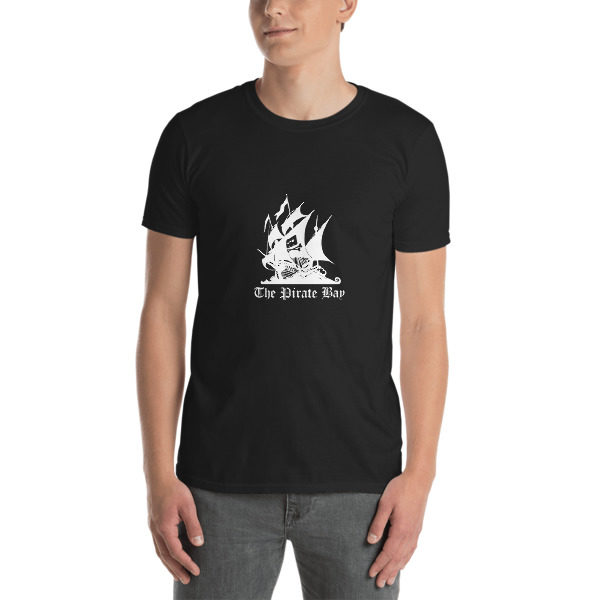 The Pirate Bay T-Shirt 1