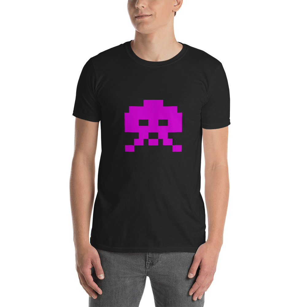 Space Invaders 2 T-Shirt 2