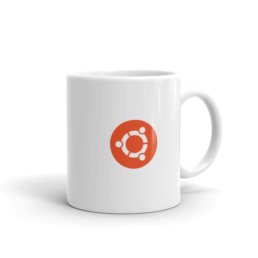 Ubuntu Badge Mug 2