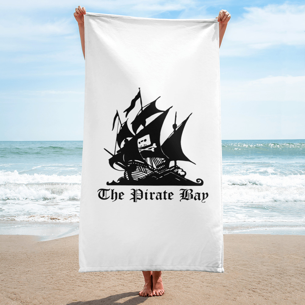 The Pirate Bay Towel! 2