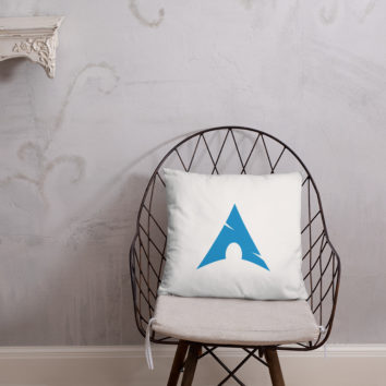 arch linux pillow