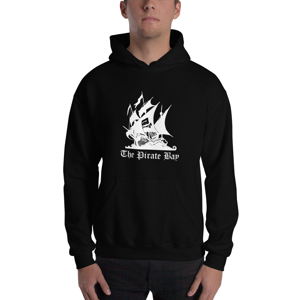 The Pirate Bay Hoodie 2