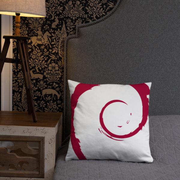 The Debian Pillow! 1