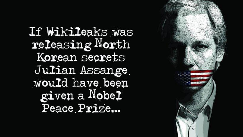 Oppose against Julian Assange's Unfair Torture & Arrest! 4