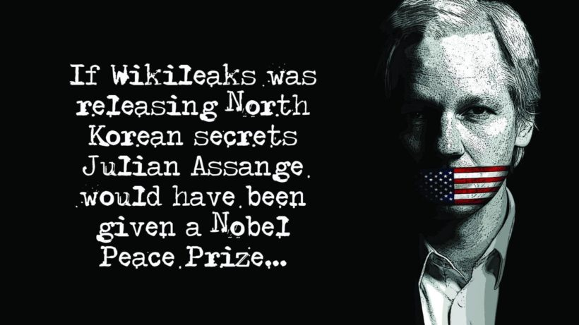 Oppose against Julian Assange's Unfair Torture & Arrest! 1