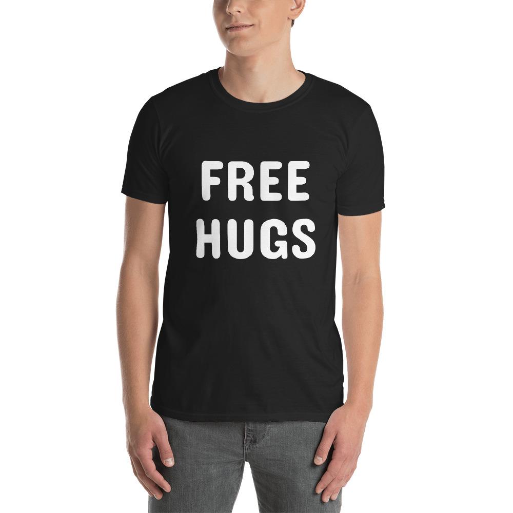 Free Hugs T-Shirt 2