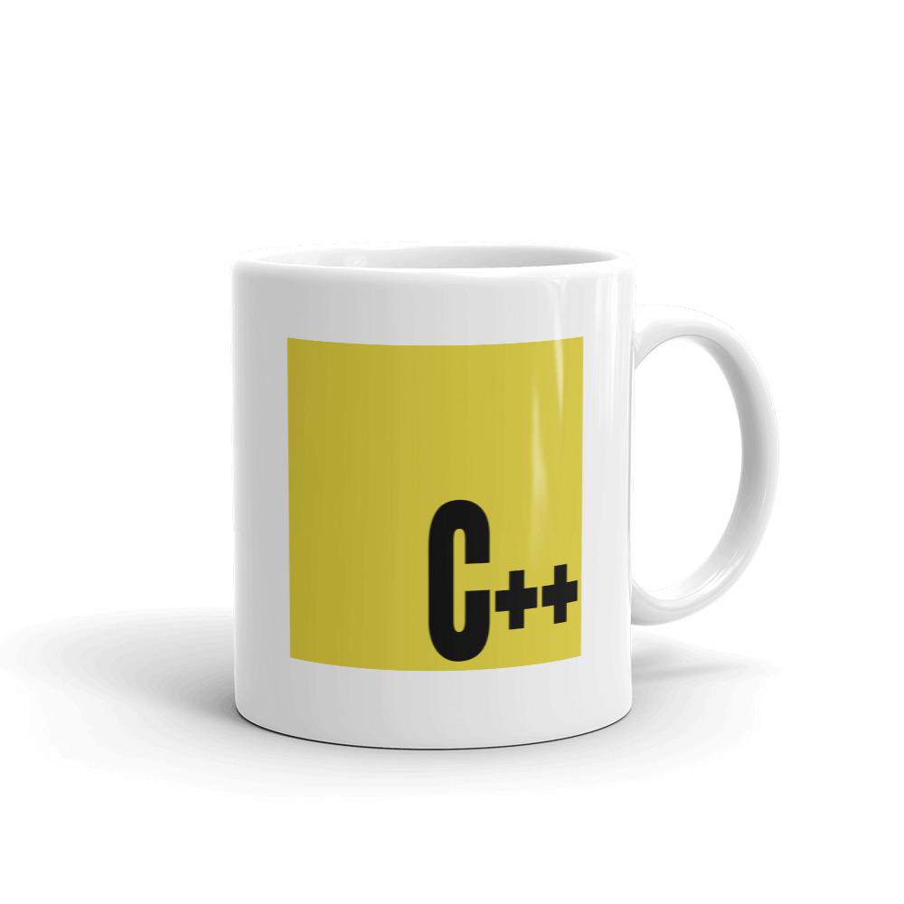 C++ (Javascript) Funny Mug 2