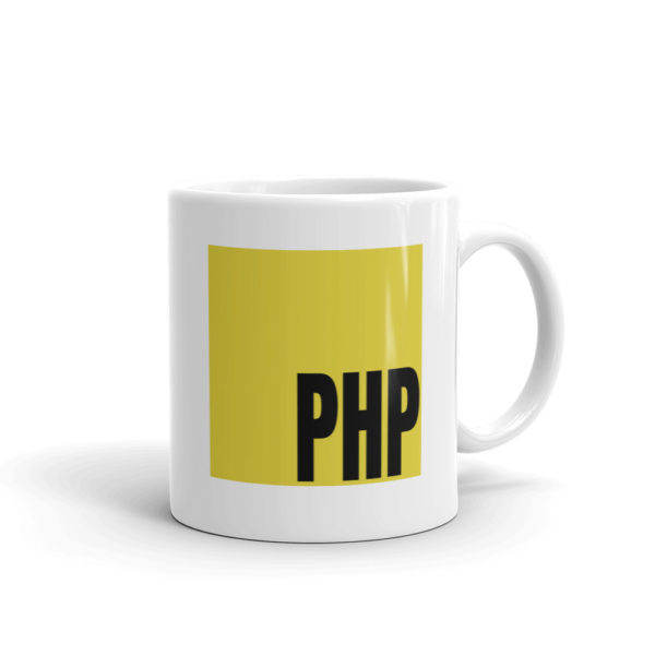 PHP (Javascript) Funny Mug 1