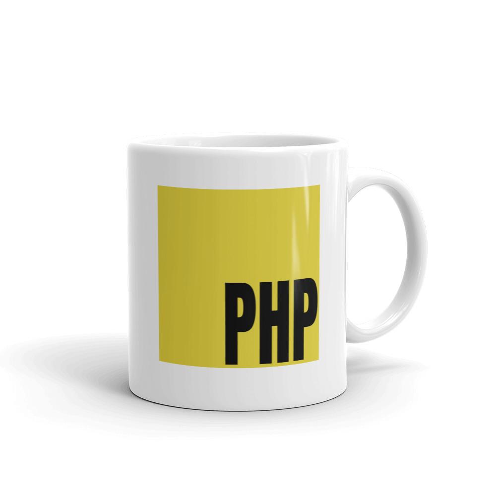 PHP (Javascript) Funny Mug 2