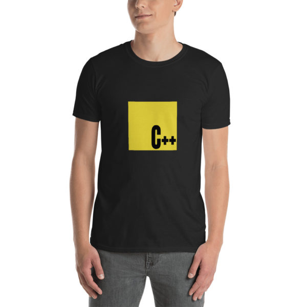Javascript (C++) Funny T-Shirt 1
