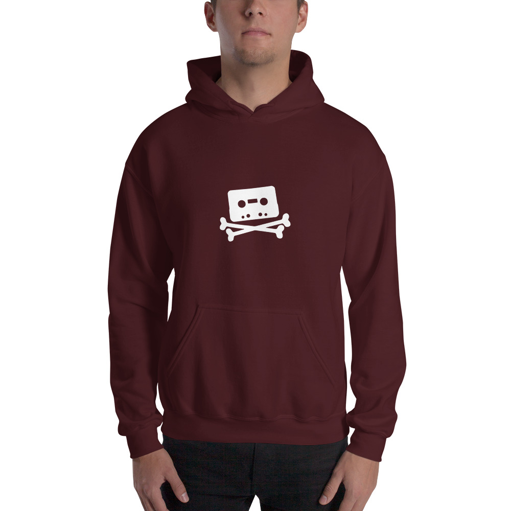 Home taping is killing music cassette Hoodie 2